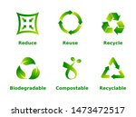 reduce  reuse  recycle ... | Shutterstock .eps vector #1473472517