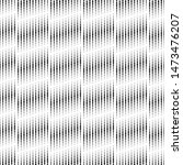 vector seamless pattern.... | Shutterstock .eps vector #1473476207