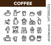collection coffee equipment... | Shutterstock .eps vector #1473501221