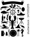 anchor,animal,aquarium,aquatic,background,bbq,beer,black,boat,collection,crab,culinary,design,eel,fish