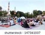 istanbul  turkey   august 8 ...   Shutterstock . vector #147361037