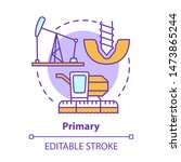 primary concept icon. product...   Shutterstock .eps vector #1473865244