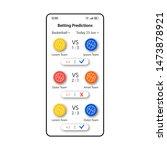 betting predictions smartphone...