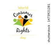illustration of world consumer...   Shutterstock .eps vector #1473921281