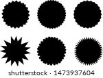circle shapes collection.... | Shutterstock .eps vector #1473937604