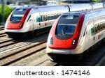 train series   two generic...   Shutterstock . vector #1474146