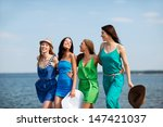 summer holidays and vacation  ... | Shutterstock . vector #147421037