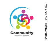 leadership community social and ...   Shutterstock .eps vector #1474275467