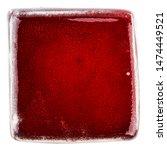 Red Handmade Glazed Ceramic...