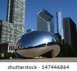 Chicago   July 19  Cloud Gate ...