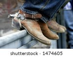Rodeo Cowboys' Experienced...