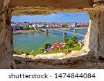 City Of Novi Sad And Danube...