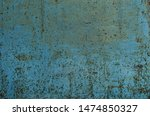 Grunge Background With Old...