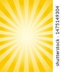 vertical sunlight  background.... | Shutterstock .eps vector #1475149304