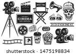 Cinema And Cinematography Big...