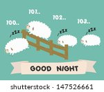 bebé,azul,dibujos animados,colección,conde,lindo,verde,salto,little,noche,jugar,ejecutar,ovejas,sueño,blanco