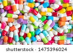 collection of the colorful... | Shutterstock . vector #1475396024