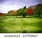 golf field | Shutterstock . vector #147540827
