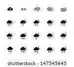weather duotone icons....