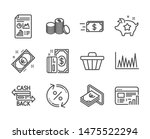 set of finance icons  such as...   Shutterstock .eps vector #1475522294