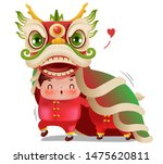 Dragon Dance Chinese New Year....