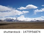 landscape nature blue sky and... | Shutterstock . vector #1475956874