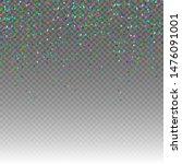 colorful confetti. festive... | Shutterstock . vector #1476091001