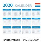 vector template of color 2020... | Shutterstock .eps vector #1476122024
