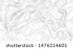 topography map background.... | Shutterstock .eps vector #1476214601