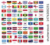 world flags nation flags flag... | Shutterstock .eps vector #1476300251