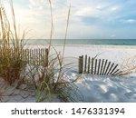 Sand Fences Lessen Erosion On...