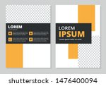 business annual report modern...   Shutterstock .eps vector #1476400094