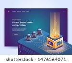 pc hardware shop landing page... | Shutterstock .eps vector #1476564071