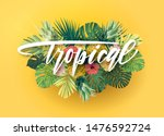 green and yellow summer... | Shutterstock .eps vector #1476592724