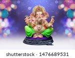 Lord Ganpati Background For...