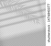 transparent shadow overlay...   Shutterstock .eps vector #1476840377