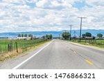 La Jara  Usa On Highway 285 In...