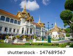 Grand Palace  Wat Pra Kaew With ...