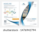 brochure or flyer layout... | Shutterstock .eps vector #1476942794