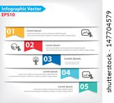 colorful vector design for... | Shutterstock .eps vector #147704579
