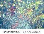 Multicolor Bokeh Background....