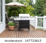 Photo Of Large Barbecue Cooker...