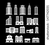 Building Set   White Series