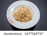 Plate Of Delicious Spaghetti...