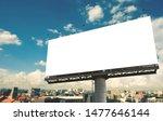 mockup large white blank...   Shutterstock . vector #1477646144