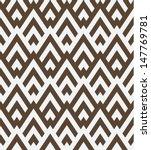 seamless geometric vector... | Shutterstock .eps vector #147769781