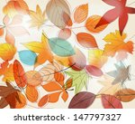 vector cute hand drawn style... | Shutterstock .eps vector #147797327