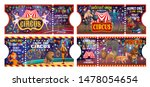 big top circus entertainment... | Shutterstock .eps vector #1478054654