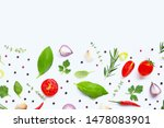 various fresh vegetables and... | Shutterstock . vector #1478083901