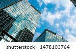skyscraper view of corporate... | Shutterstock . vector #1478103764